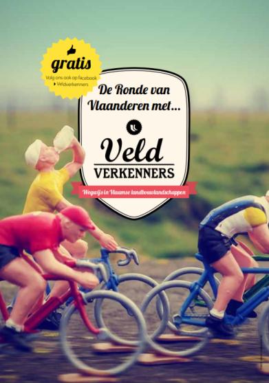 De Ronde van Vlaanderen met Veldverkenners