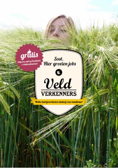 Ssst. Hier groeien jobs. Welke bedrijven bloeien dankzij onze landbouw?